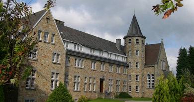 4 Tage im Kloster Wavreumont